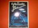 Cartolina N.p.film Velluto Blu - Spettacolo
