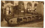 Musée Royal De L'Armée Bruxelles, Hall Des Alliés, Petit Tank Anglais 13T (pk2803) - Musées