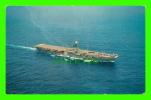 WAR SHIP - H.M.C.S. MAGNIFICENT - AERIAL VIEW - - Guerra