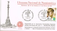 Carta BARCELONA 1978. ANE Numismatica. Colon - 1991-00 Cartas