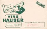 BU 799/ BUVARD   VIN   HAUSER
