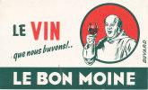 BU 800/ BUVARD   VIN   LE BON MOINE