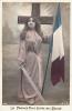 Carte- Photo. J.L.C. La France Fille Ainée De L'Eglise. N° 1100. Voyagée 1908 - Christianity