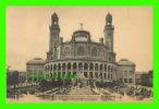 PARIS (75) - PALAIS DU TROCADÉRO - ND PHOTO - ÉCRITE EN 1913 - - Other Monuments