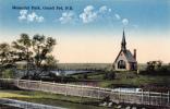Scenic View,Memorial Park,Grand Pre,Nova Scotia,Canada,00-10s - Nova Scotia