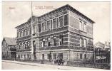 VAREL - Grossherz , Baugewerk Und Maschinenbauschule - 1915 - Varel