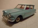 Dinky Toys Meccano - Made In France - N° 557 - Citroën 3Cv Ami 6 - Très Bel état - - Dinky
