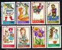 Poland 1968 SC# 1569-1576 - 1944-.... Republic