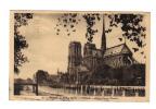 Paris: Notre Dame De Paris, L'Abside (11-1791) - Notre Dame De Paris