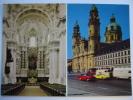 Theatinerkirche Theatiner Church Munchen Germany Postcard - Muenchen