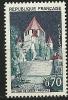 """FR Variétés YT 1392Ad """" Tour Provins"""" 1964 Neuf **  Toits Flamboyants - Curiosités: 1960-69 Neufs"""
