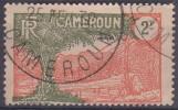 £10 - CAMEROUN -   N° 129 - OBLITERE - Cameroun (1915-1959)