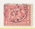 Egypt 22  Perf 12 1/2 X13 1/2  (o)  ALESSANDRETTA  Type E Cd. - Egypt
