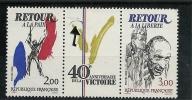 """FR Variétés YT 2369A """" Triptique De La Victoire """" 1985 Neuf** - Errors & Oddities"""