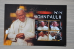 M1 ++ MICRONESIA 2011 POP JONH PAUL II PAUS PAPS  MNH ** - Micronesië