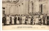 FONTAINEBLEAU - SEINE ET MARNE - CONSERVATOIRE AMERICAIN - UN GROUPE D'ELEVES - SAISON 1924 - TOP ANIMATION - Fontainebleau