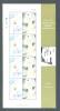 GIBRALTAR  -  1997  Christian Dior   35p X 4 + 62p X 4  Sheetlet  UM - Gibraltar