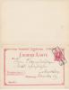 Magdeburg  Courier  Mit Antwort, (157) - Poste Privée