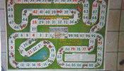 """GIOCO DI SOCIETA' """"GRAN CIRCUITO AUTOMOVILISTICOI"""" ARGENTINO(GIOCO COMPLETO DIFETTO NELLA FOTOGRAFIA)-2 0882-12208 - Giochi Di Società"""