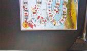 """GIOCO DI SOCIETA' """"PARIGI-MADAGASCAR"""" (COMPLETO INTEGRO DIFETTO NELLA FOTOGRAFIA)-2 0882-12215 - Group Games, Parlour Games"""