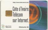 = COTE D-IVOIRE  - 8  =   MY COLLECTION - Côte D'Ivoire