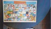 """GIOCO DI SOCIETA' """"TUTTI AL MARE""""-2 0882-12224 - Group Games, Parlour Games"""