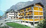 Carte Postale Italie Arvier  Hotel Ristorante Della Stazione  Trés Beau Plan - Zonder Classificatie