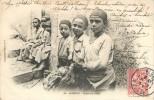 ALGERIE TYPES ALGERIENS FEMME ET ENFANT - Algeria