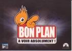 Bon Plan A Voir Absolument,films,cinéma - Publicité