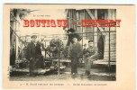 DIRIGEABLE  PAX  - Aéronaute M° Saché Essayant Les Moteurs Avant  Départ En 1902 - Saché Ensaiendo Os Motors - Aviation - Dirigibili