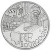 10 Euros Des Régions BOURGOGNE 2011 - France