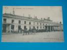 86) Poitiers - N° 60 - Gare Des Voyageurs ( Attelage )  - Année 1910 - EDIT - Galeries Parisiennes - Poitiers