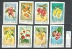 VIET-NAM - 1981 - Fleures  - 8v Obl. Mi No 1179/86 - CV 11.00 EU - Unclassified