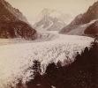 Chamonix La Mer De Glace France - Photographs