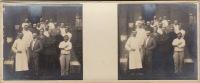 Amiens Guerre WW1  Hopital Militaire De La Croix Rouge Auxiliaire N°1 Médecin ... - Stereo-Photographie