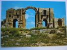 Amman Triumphal Gate Jerash Jordan Postcard - Jordan