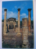 Exterial Artemis Temple Jerash Jordan Postcard - Jordan