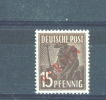 WEST BERLIN  -  1948  15pf  MM - Neufs
