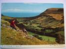 Vale Of Glenariff Antrim John Hinde Postcard Used 1976 To NYC - Antrim / Belfast