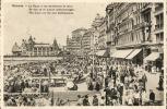 OSTENDE. La Digue Et Les Installations De Bains (15 X 10) - Oostende