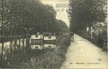 16k - 18 - Vierzon - Cher - Canal Du Berry - Vierzon