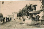 Oudenaarde, Audenaerde, Le Quai Louise Marie, La Fontaine (pk2808) - Binche
