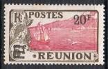REUNION N°108 N* - Reunion Island (1852-1975)