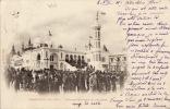 4804# PARIS EXPOSITION DE 1900 PAVILLON OFFICIEL DE L ALGERIE Pour RUMELANGE LUXEMBOURG - Exhibitions