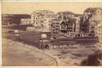 64   ///  CARTE PHOTO ETABLISSEMENT DES  BAINS GRANDE  PLAGE - Biarritz
