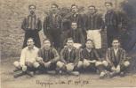 34   ///  CETTE (SETTE)  EQUIPE DE FOOT OLYPIQUE DE SETTE   1909 / 1910 - Sete (Cette)