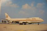 B 747 200   CAMEROON AIRLINES    TJ CAB    PARIS ORLY AIRPORT - 1946-....: Moderne
