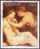 C794 Paraguay 1989 P.P. Rubens : -JUPITER  E CALISTO  (1613) 5 Gs Nuovo Preobliterato - Rubens