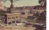 BOITSFORT = Château Charles-Albert - Carte Couleur  (écrite) 1920 - Bruxelles La Nuit