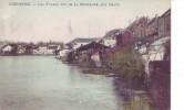 BOITSFORT = Les étangs Vus De La Montagne Aux Chats - Carte Couleur  (Marcovici) 1919 - Bruxelles La Nuit